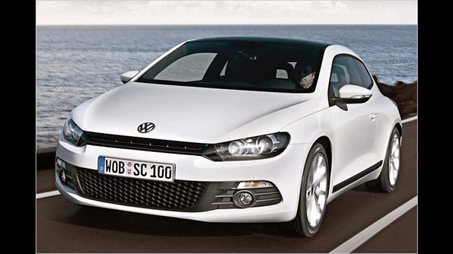 Comeback eines großen Namens: Der neue VW Scirocco