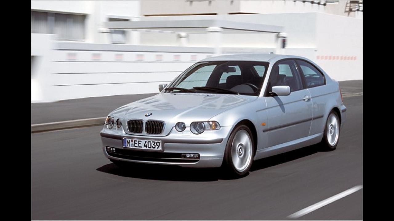 2. Platz: BMW 316ti compact