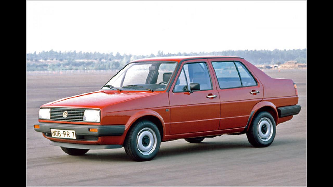 1984: VW Jetta II