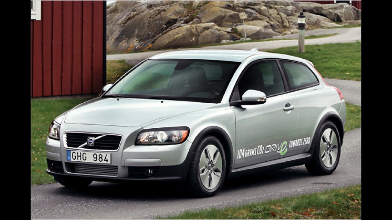 Volvo C30 1.6D DRIVe Start-Stop Kinetic