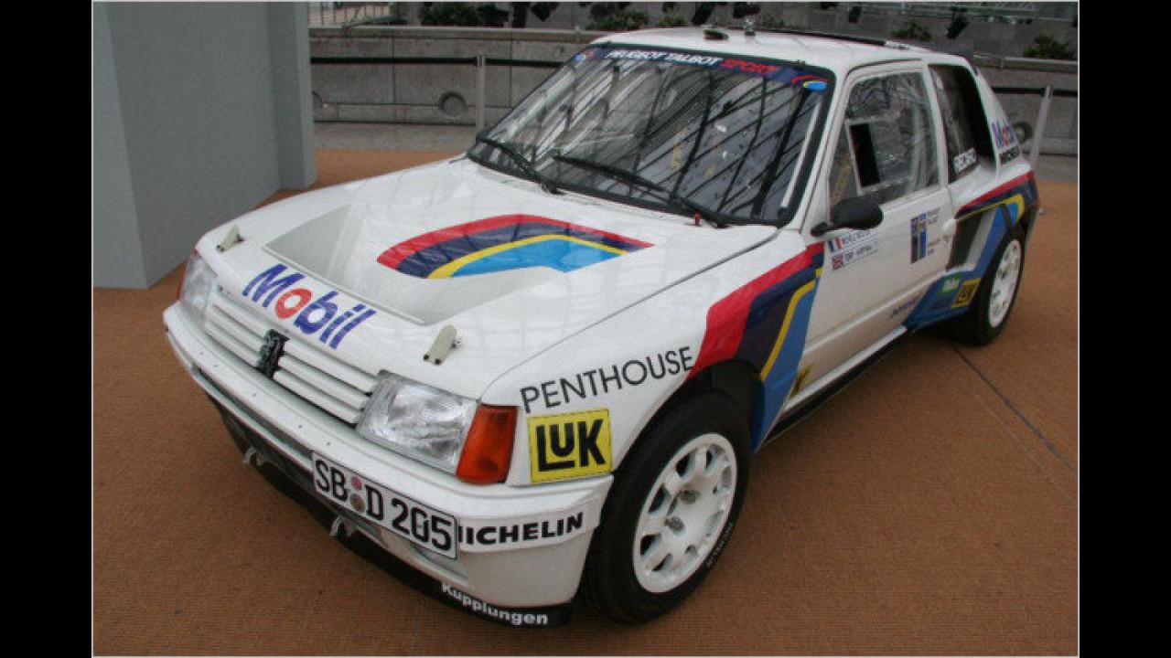 Peugeot 205 Turbo 16 (1986)