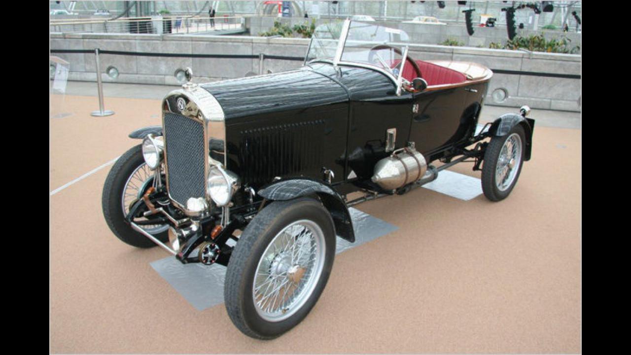 NSU 5/25 Sport Boattail (1925)