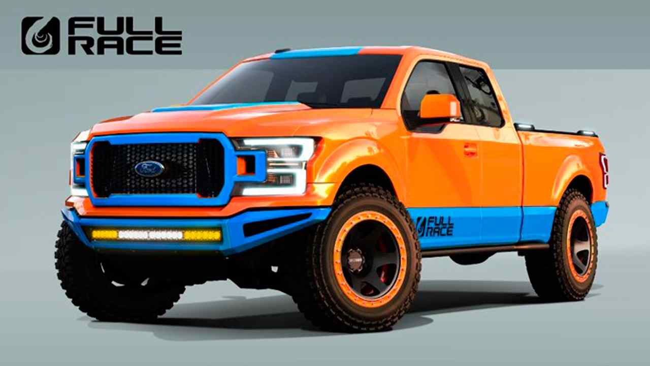 F-150 by Full-Race Motorsports