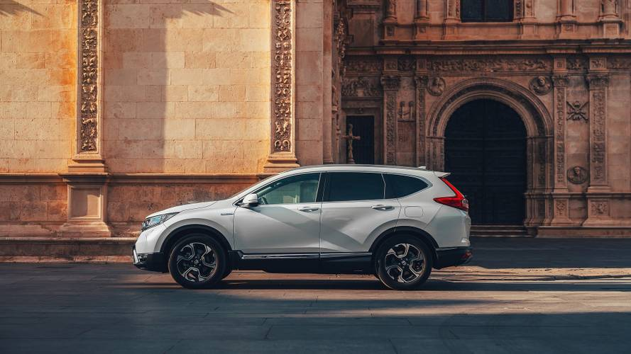 2019 Honda CR-V Hybrid İlk Sürüş: Şehirlere İyi Haber