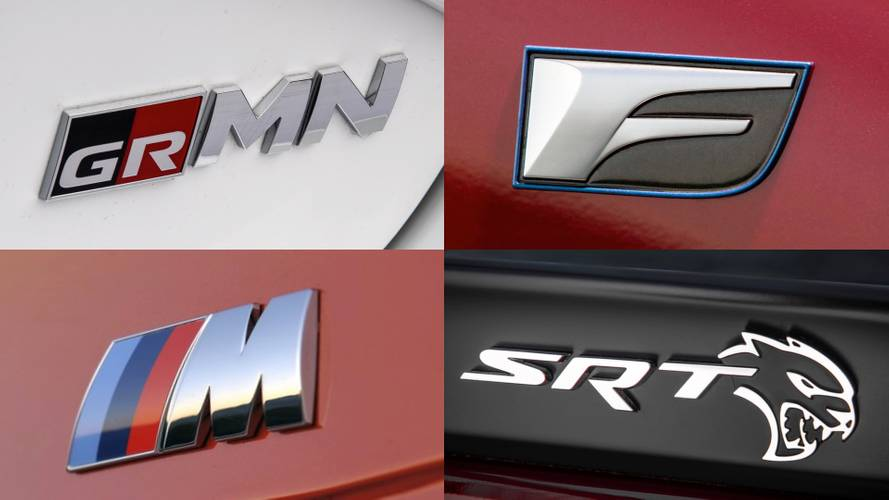 Car brand acronyms: What do they mean?
