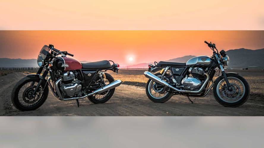 2019 Royal Enfield INT650 And Continental GT: Everything We Know