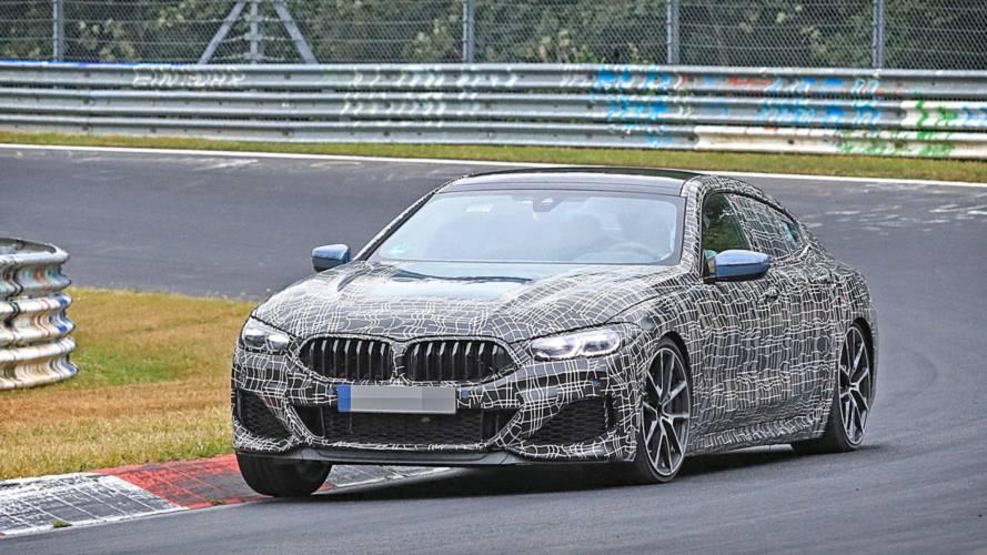 2020 BMW M850i GranCoupe Prototyp