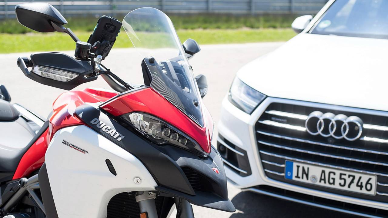 Ducati Safety Road Map 2025 C-V2X