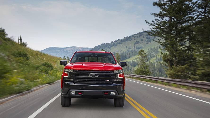 2019 Chevrolet Silverado: First Drive