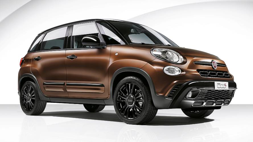 Fiat 500L S-Design tries hard to make the MPV fashionable