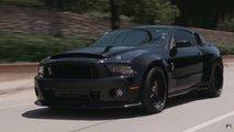 Jim Caviezel Shelby GT500 Super Snake Jay Leno's Garage