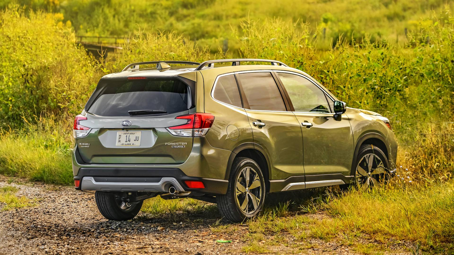 2019 Subaru Forester First Drive: Same Forest, New Trees