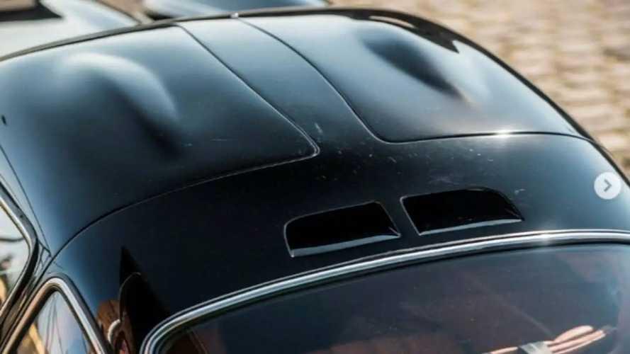 Mercedes-Benz 300 SL Gullwing 1995 volée