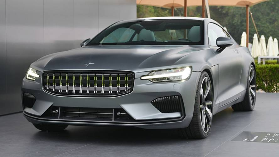 Polestar 1 Beautifies Pebble Beach For Its North American Debut