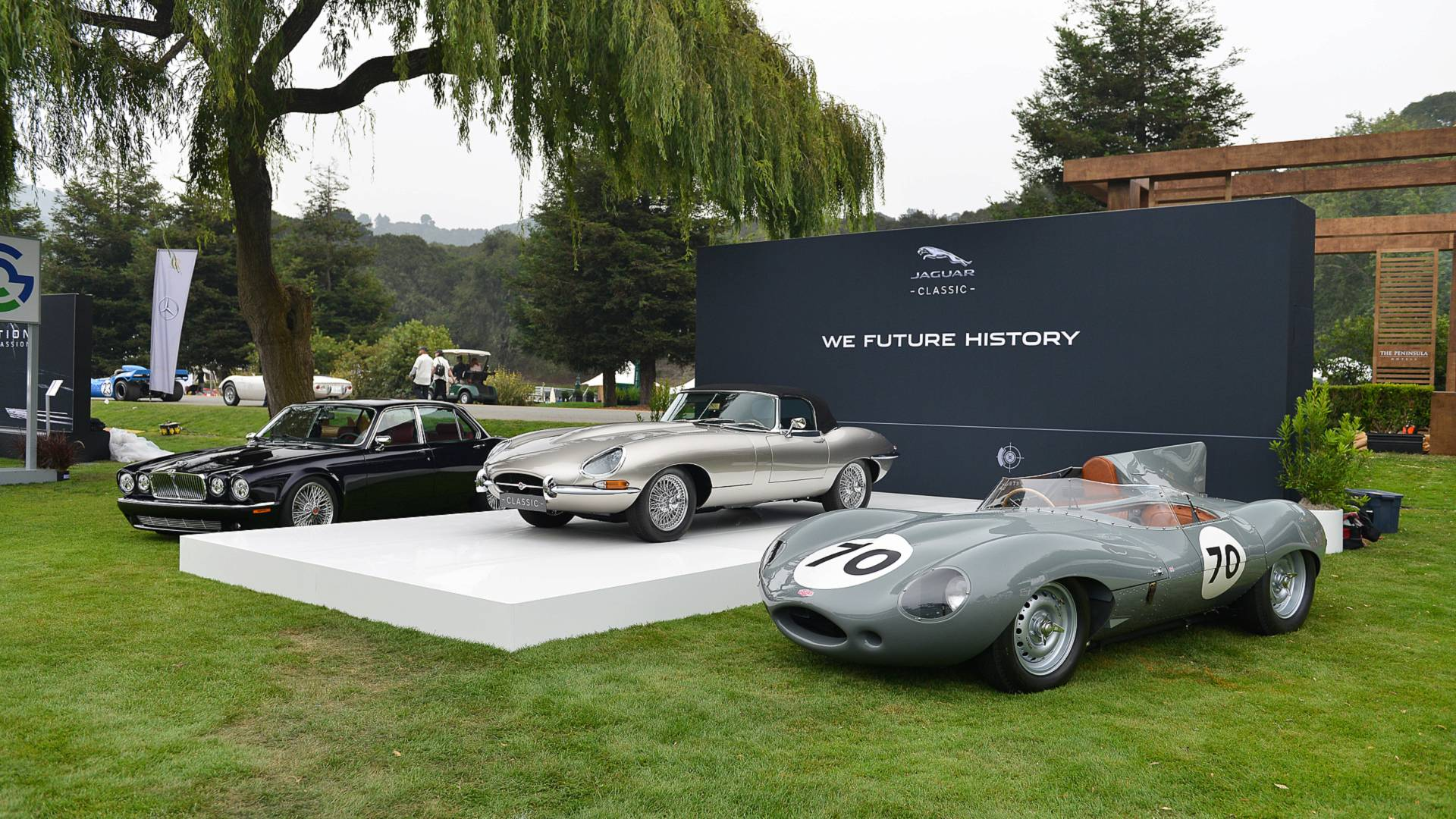Jaguar Electrifies E Type By Announcing Plan To Build Classic As Ev