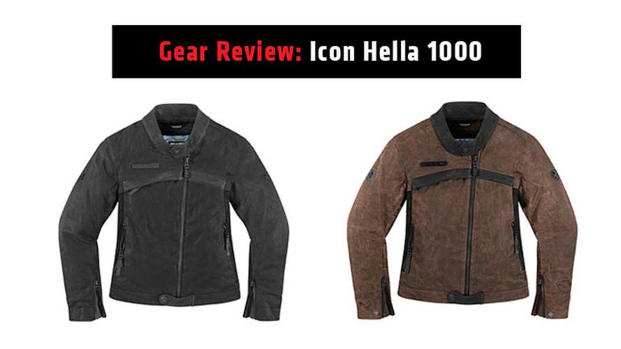 Review: Icon Hella 1000 Jacket