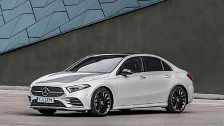 2019 Mercedes-Benz A-Class Sedan Priced From $32,500 In US