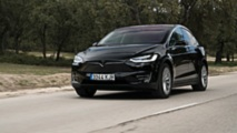 Tesla Model X 100D 7 plazas