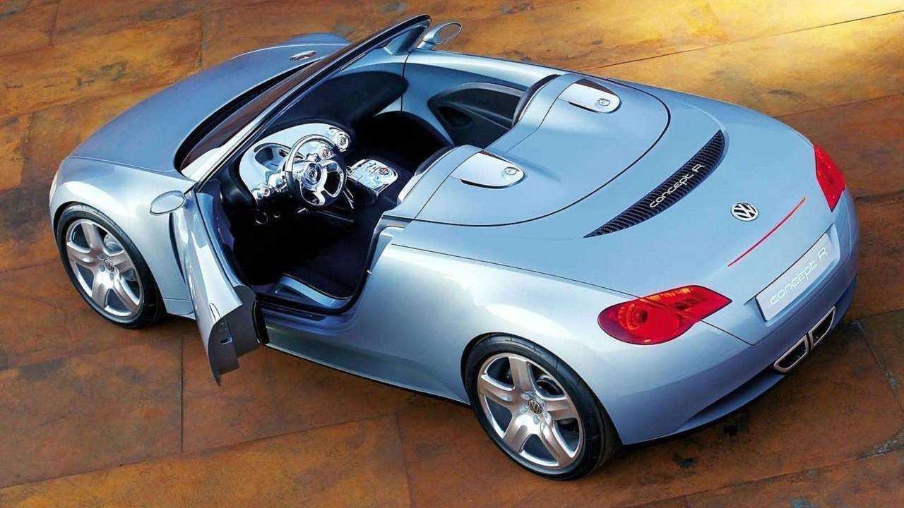 2003 VW Concept R konsepti