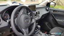 Mercedes Classe X versão de entrada