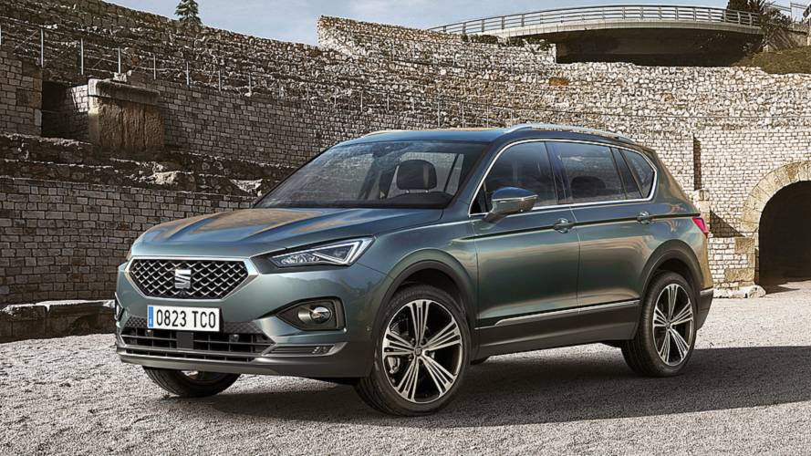 SEAT Tarraco revealed as a large Spanish style SUV