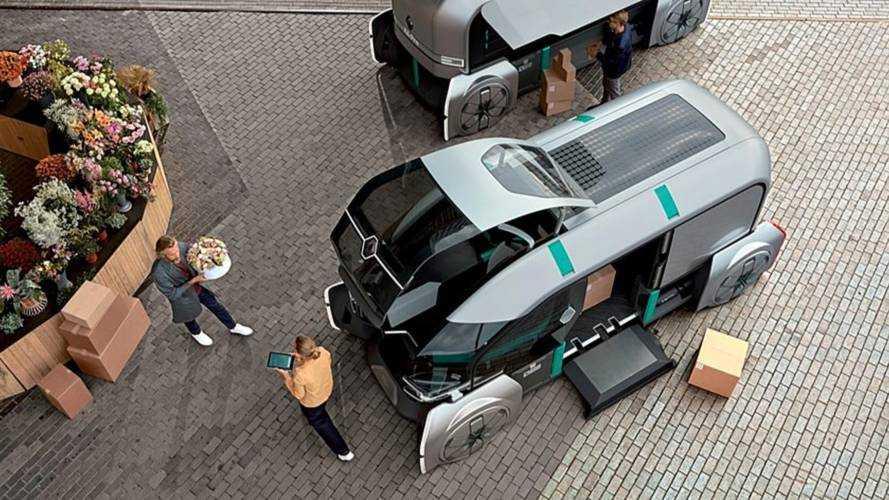 Renault EZ-PRO 2018