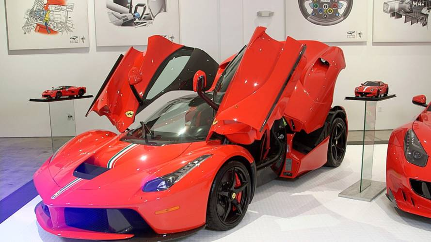 5 choses que vous ne saviez pas sur la Ferrari LaFerrari