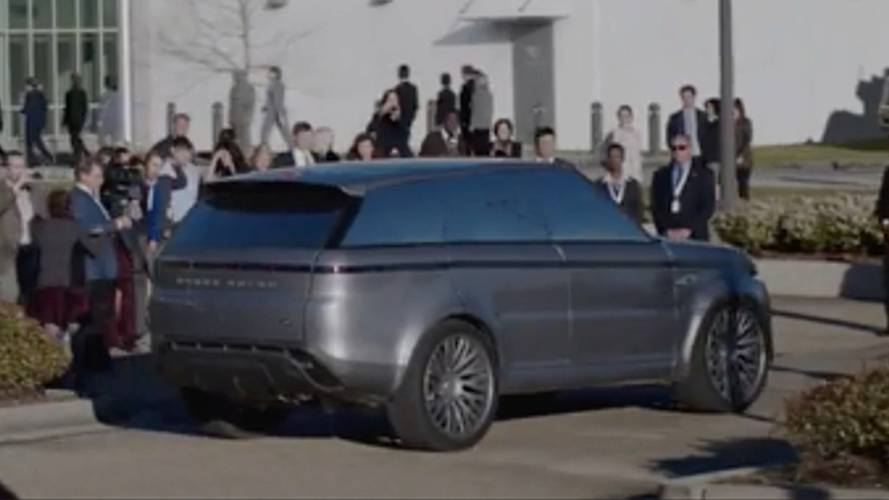 Land Rover Near-Future Concept To Appear In