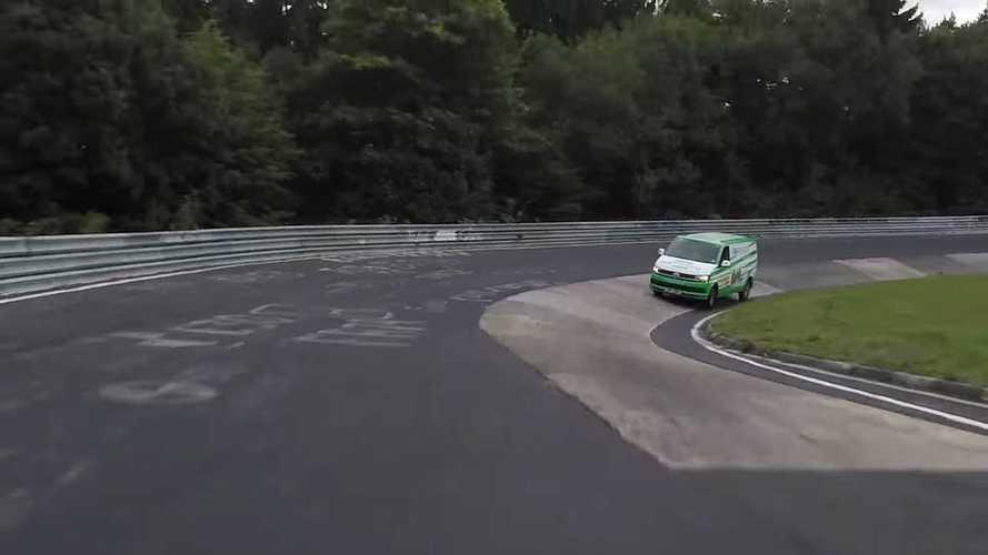 Nürburgring van lap record