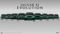 lista nueve generaciones jaguar xj
