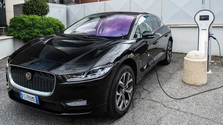Jaguar I-Pace, real fuel consumption test