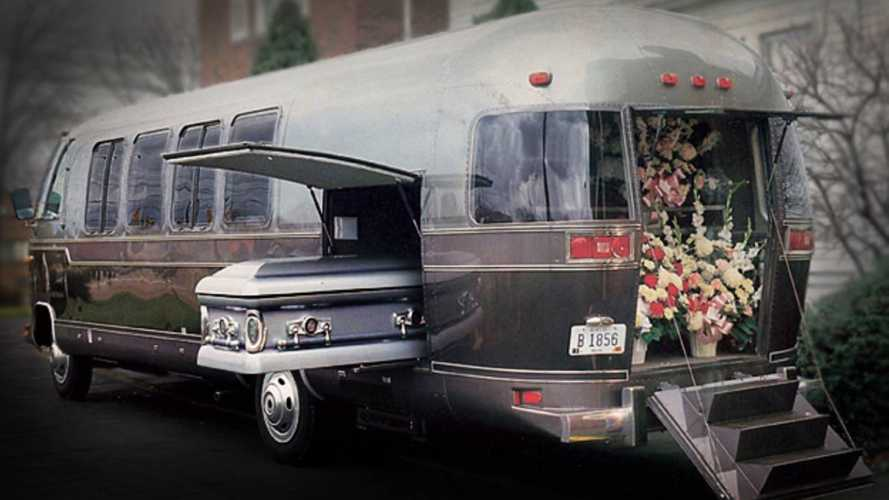 Airstream Funeral Coach Escape Room Is Our Kind Of Halloween Fun