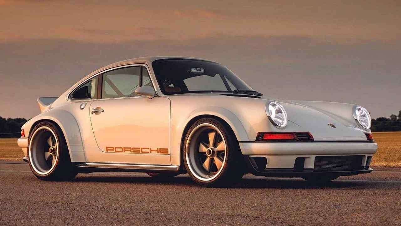 Singer 911 Dynamics and Lightweighting Study (DLS)