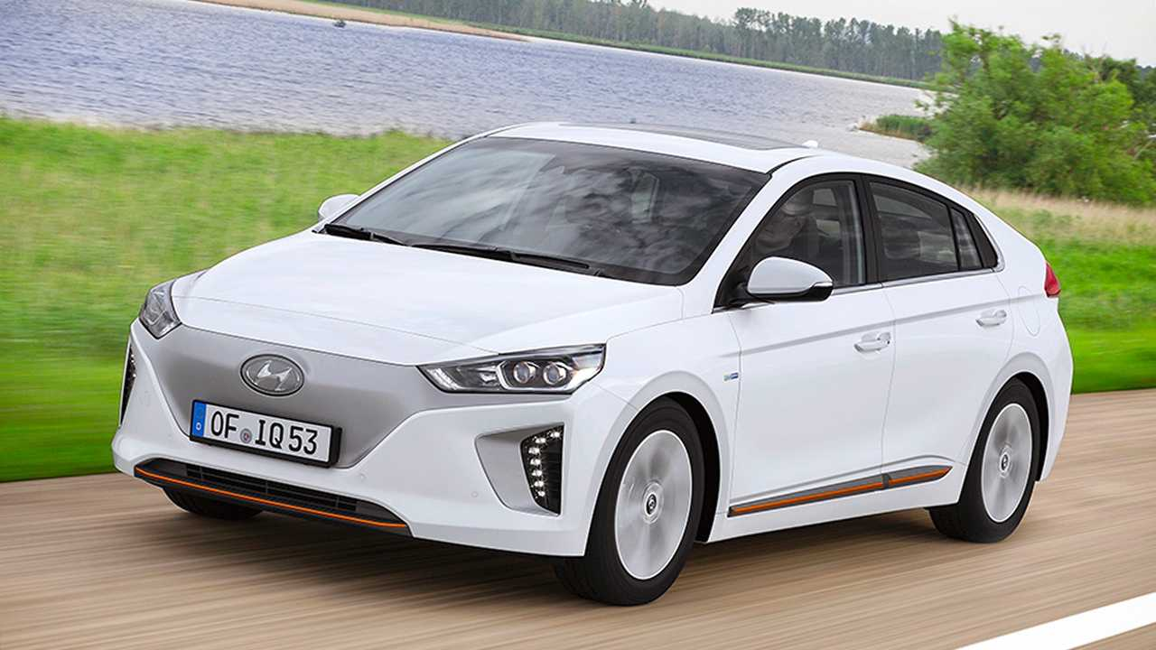 Hyundai Ioniq Elektro (88 kW): 49,0 Cent/km