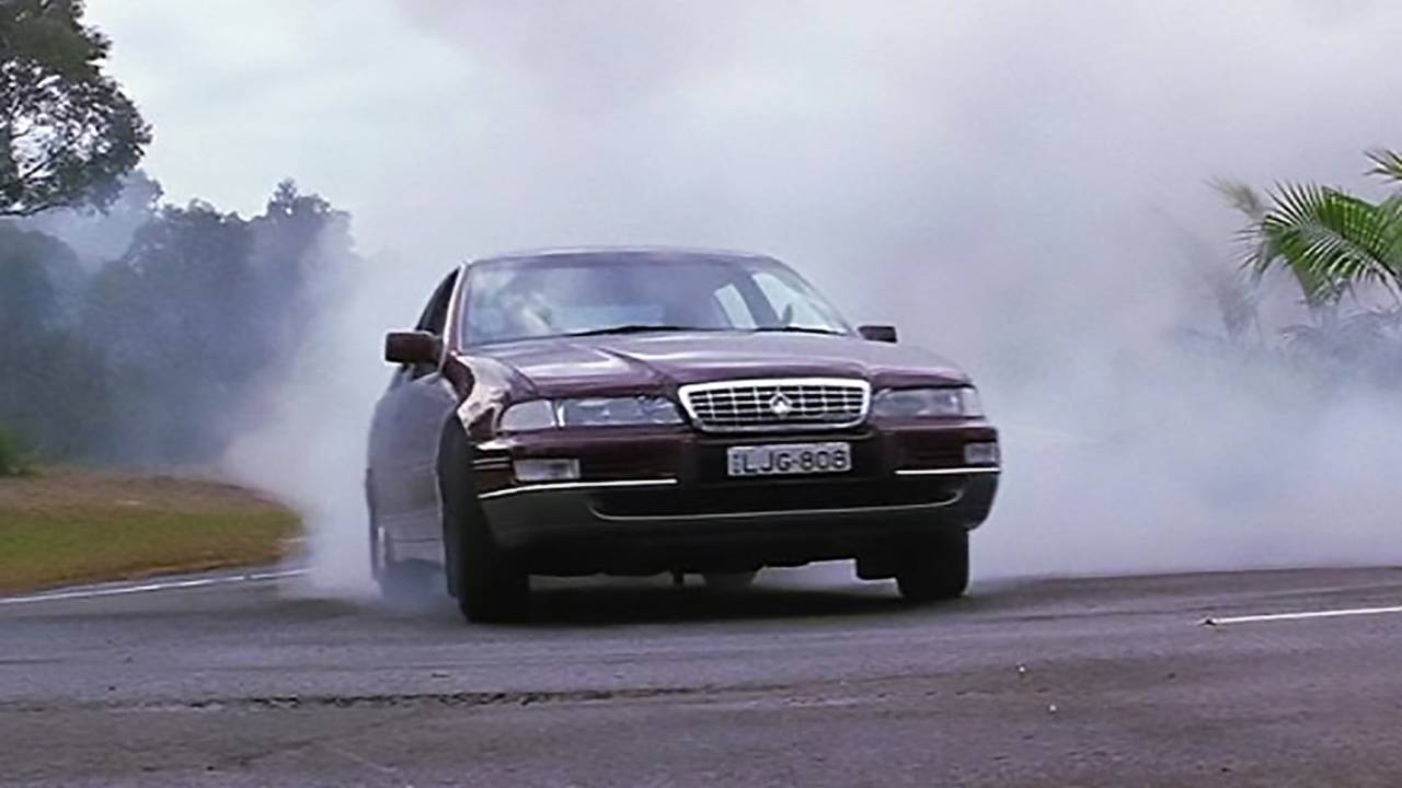 1995 Holden Statesman [VS]