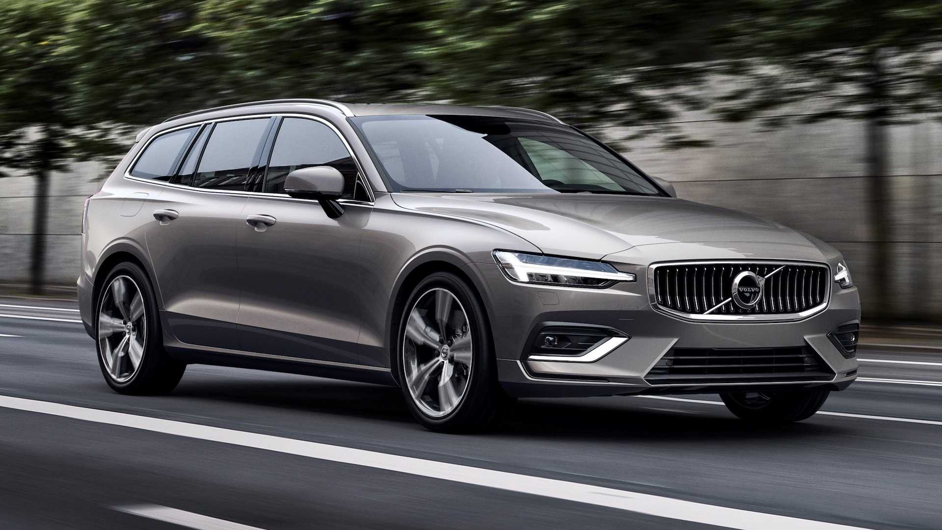 Most Expensive 2019 Volvo V60 Costs $65,695