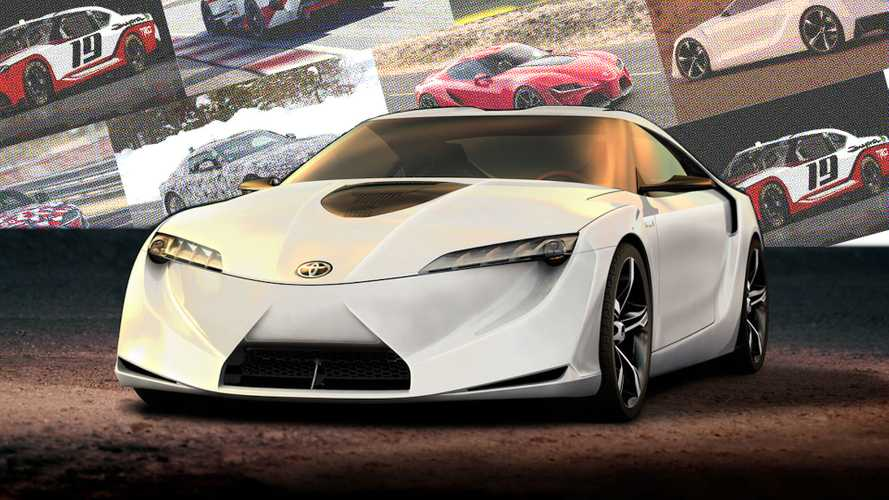 Toyota Supra Revival Long Overdue After 10 Years Of Teasing