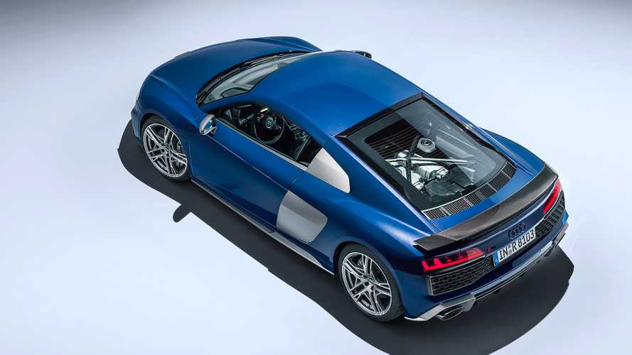 Each Audi R8 undergoes 25-mile public road test before delivery