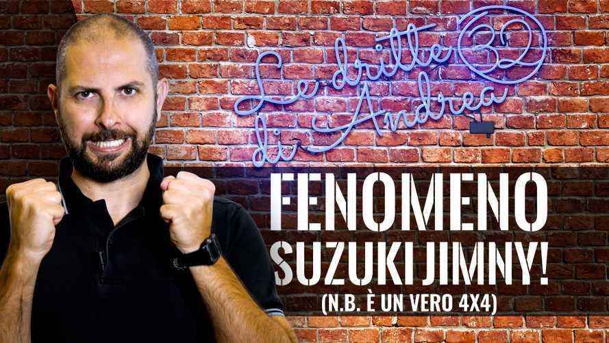 Suzuki Jimny: fenomenale… ma sicuri che fa per voi?