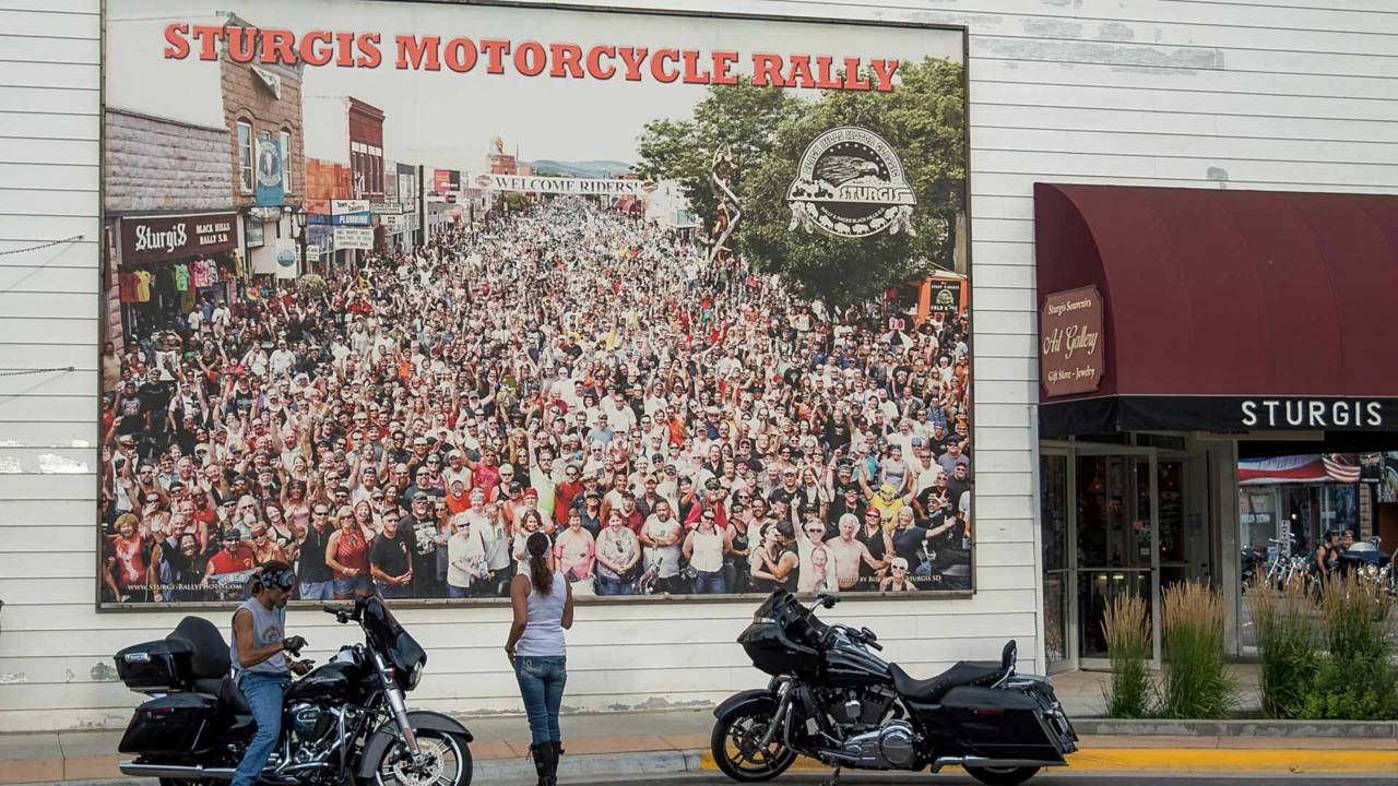 South Dakota Opens Its Doors to the Sturgis Bike Rally
