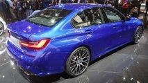 BMW 3er 2019 auf dem Pariser Autosalon