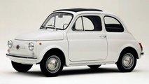Fiat 500 e Dacia Sandero, le più economiche a 50 anni di distanza