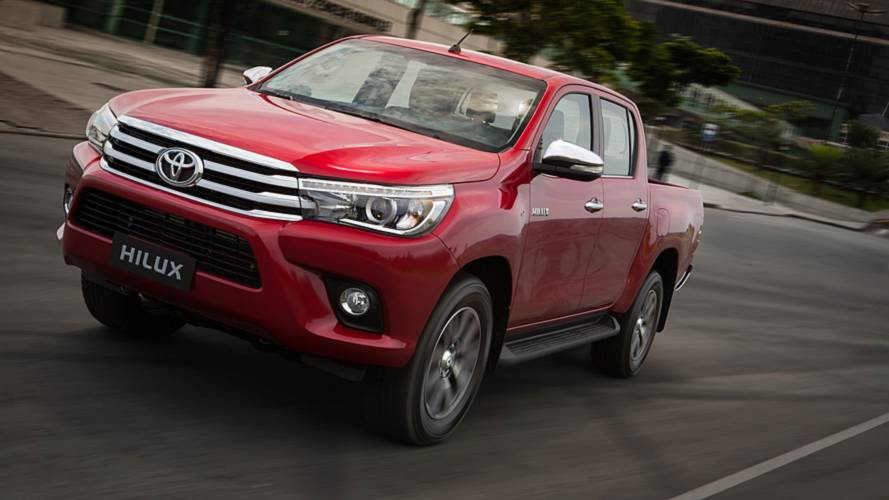 Toyota Hilux 50 anos