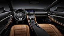 Lexus RC Facelift 2019