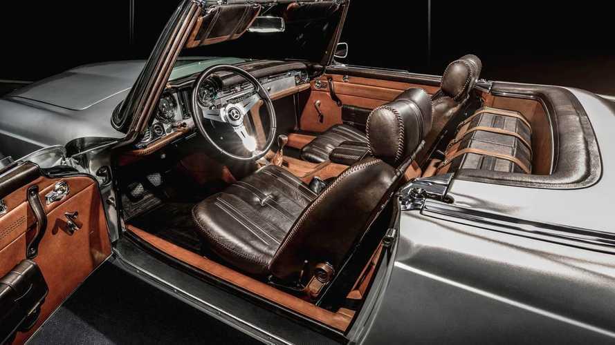 Mercedes 230 SL Pagoda by Carlex Design