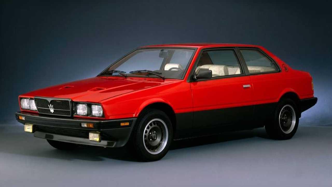 Maserati Biturbo S '1983–85