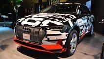 Audi e-tron - Salão de SP 2018