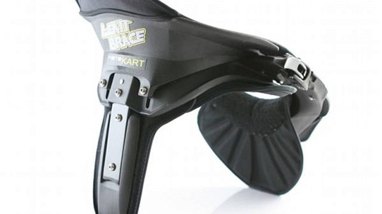 Leatt STX: a neck brace for the road