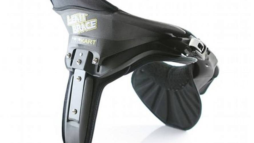 Leatt STX: a neck brace for the road