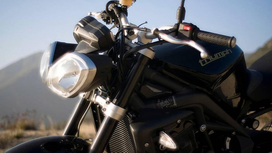Details: 2012 Triumph Street Triple R